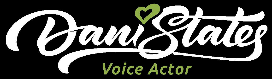Dani States Voice Over Artist Logo